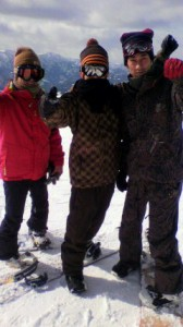 スキーをしました。。